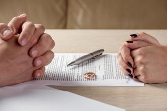 Procédure divorce
